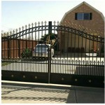 Custom Iron Works Fabrication Houston