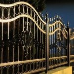 Houston Iron Decorative Fence Contractor