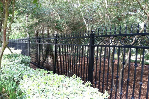 Metal Fence Iron Decorative Fence Amp Aluminum Fence In