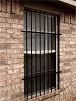 Houston Burglar Bar Contractor