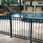 Art Fences Security Swimming Pool Fences